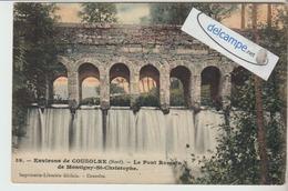 Environs De COUSOLRE : Le Pont Romain De MONTIGNY-SAINT-CHRISTOPHE . édit Ghilain. - Ohne Zuordnung
