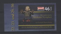 Deutschland PostModern 'Nacht Der Nymphen Auf Schloß Moritzburg' / Germany 'Theatre At Moritzburg Castle' **/MNH 2008 - Teatro