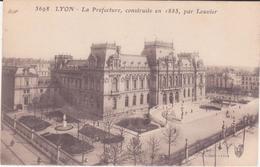 CPA - 5698.. LYON - La Préfecture...... - Lyon