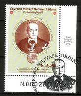 2012 ORDINE DI MALTA SMOM  Serie Completa Usata FDC Bellissima - Malte (Ordre De)