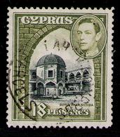 CYPRUS 1938 - From Set Used - Chypre (République)