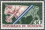 "Senegal YT 312 "" Contre La Lèpre Bovine "" 1968 Neuf** - Senegal (1960-...)"