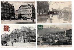 LOT  DE 108 CARTES  POSTALES  ANCIENNES  DIVERS  FRANCE  N110 - Cartes Postales