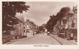 FAIRLIE - MAIN STREET - Ayrshire