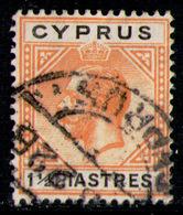 CYPRUS 1922 - From Set Used - Chypre (République)