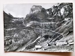SUISSE / SCHWEIZ, AK, 1970, TOURISTENHAUS MUSENALP - ISENTHAL // URI ROTSTOCK, AK, Gelaufen - UR Uri