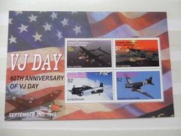 Grenada Carrriacou Et Petite Martinique 3548/51 / Blok War World 1940 - 1945 Neuf New (avion) Guerre , D Day, Vlug - Guerre Mondiale (Seconde)