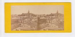 Vue Stéréo De Seville, Espagne - Panorama  - 1860 - Photos Stéréoscopiques
