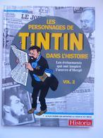 Tintin, Les Personnages De Tintin Dans L'histoire, Tome 2 En TTBE - Tintin