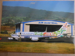AIR AUSTRAL  B 737 300   F ODZY - 1946-....: Ere Moderne