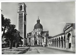 Veneto Vicenza Portici Santuario Di Monte Berico Non Viaggiata Condizioni Come Da Scansione - Vicenza