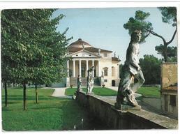 Veneto Vicenza La Rotonda Viaggiata 1993 Condizioni Come Da Scansione - Vicenza