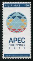 Pilipinas - Philippines (2015)  - Set -  /  APEC - Philippines