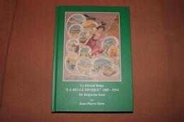 DE HAAN /  LA BELLE EPOQUE / Boek Met Tekst En Afbeeldingen Van De Geschiedenis Van De Kust / NL-FR - De Haan