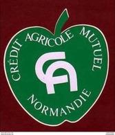 *  Credit Agricole  ¤ - Autocollants