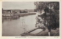 Conflans Saint Honorine La Pointe De Fin D'oise Et La Piscine - Conflans Saint Honorine