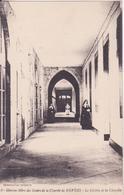 CPA - 18. Maison Mère Des Soeurs De La Charité à NEVERS Le Cloître De La Chapelle - Nevers