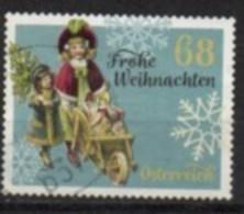 2017 - 3373 - ° -  Weihnachten - Altes Spielzeug - 1945-.... 2. Republik