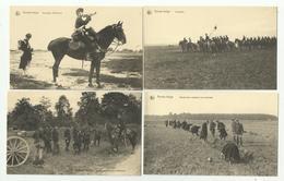 Lot 18 Postkaarten  *   Leger - Armée - Guerre Mondiale - Wereldoorlog 1914-18 - World War 1 - Cartes Postales