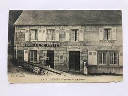 LA VILLEDIEU (Creuse) La Poste - France