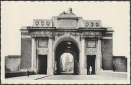 Gedenkteken Der Britse Helden, Menenpoort, Ieper, C.1960 - Ernest Thill Foto Briefkaart - Ieper
