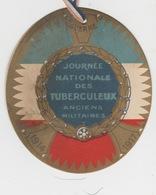 JOURNÉE NATIONALE DES TUBERCULEUX  ANCIENS MILITAIRES   CARTE D'IDENTITÉ - Militaria