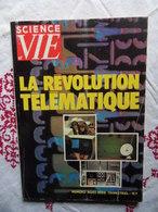 HORS SERIE SCIENCE ET VIE N°128 DE SEPTEMBRE 1979 LA REVOLUTION TELEMATIQUE - Informatique