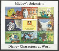 ST.VINCENT -  MNH - Walt Disney - Disney