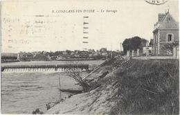 Conflans Saint Honorine Le Barrage - Conflans Saint Honorine