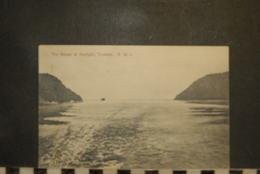 CP, Amérique, Antilles, TRINIDAD The Bocas At Daylight Trinidad BWI Edition Muir Marshall And Co 1913 - Trinidad