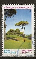 Turquie Turkey 1999 Golf Obl - 1921-... République