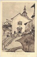 Conflans Saint Honorine Eglise D'apres L'aquarelle De M Pen - Conflans Saint Honorine