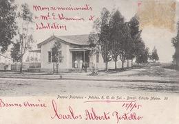 Parque Pelotense Pelotas R.G.do Sul 1905 (LOT AE18) - Brazil