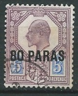 Levant Britannique  - Yvert N°  9  Oblitéré Ai 27524 - Brits-Levant