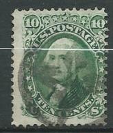 Etats Unis   - Yvert N° 22  Oblitéré       Ai 275267 - 1847-99 General Issues