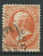 Etats Unis     - Yvert N° 46  Oblitéré       Ai 27531 - 1847-99 General Issues