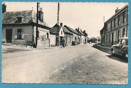 CAMON - Rue M. Petit - Simca 5 Aronde Renault Juvaquatre - Autos - Autres Communes