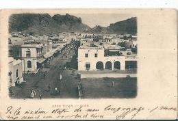 ADEN   (  Yemen )   Arab  Town En 1900   ( Vendu En L'état, 1 Angle Cassé  ) - Yémen