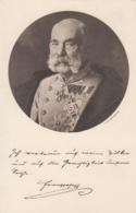 AK - Kriegshilfsbüro - Auf Befehl Sr. KuK Apost. Majestät KAISER FRANZ JOSEPH I. - Weltkrieg 1914-18