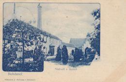 AK - BOHDANEC (Bochdanetsch) - Partie Im Kurpark 1900 - Tschechische Republik