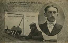 091218A - 71 CHALON AVIATION Mai 1911 LEGAGNEUX Aviateur Recordman Monde Hauteur - Monoplan Blériot Moteur Gnôme 100 Hp - Chalon Sur Saone