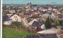 AK - JAROMER (Jermer) - Teilansicht Mit Vorstadthäusern 1917 - Tschechische Republik