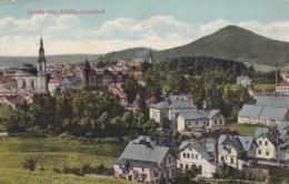 AK - HAIDA-ARNSDORF (Novy Bor-Arnultovice) -Teilansicht - Industriegebäude 1908 - Tschechische Republik