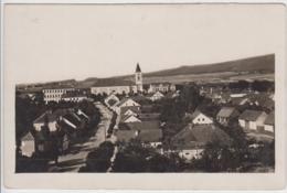 AK - Ronov Nad Doubravou (RONOW) - Ortspartie Mit Hauptstrasse Und Kirche 1930 - Tschechische Republik