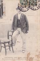 Colombani Don Marc Ouvrier Du Port élu Conseiller Général Le 4 Août 1907 Par 1657 Voix, Rare - Toulon