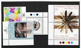 SRO56 VEREINTE NATIONEN UNO NEW YORK 2003 Michl 920/24  ** Postfrisch - New York -  VN Hauptquartier