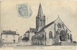Conflans Saint Honorine L'eglise - Conflans Saint Honorine