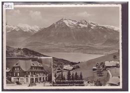 GRÖSSE 10x15cm - HEILIGENSCHWENDI - HOTEL PENSION ALPENBLICK - TB - BE Bern
