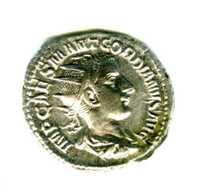Monnaie Romaine De GORDIEN III  238-244 - 5. L'Anarchie Militaire (235 à 284)