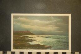 CP, Amérique, Antilles, PUERTO RICO El Morro By Moonlight SAN JUAN 1909 - Puerto Rico